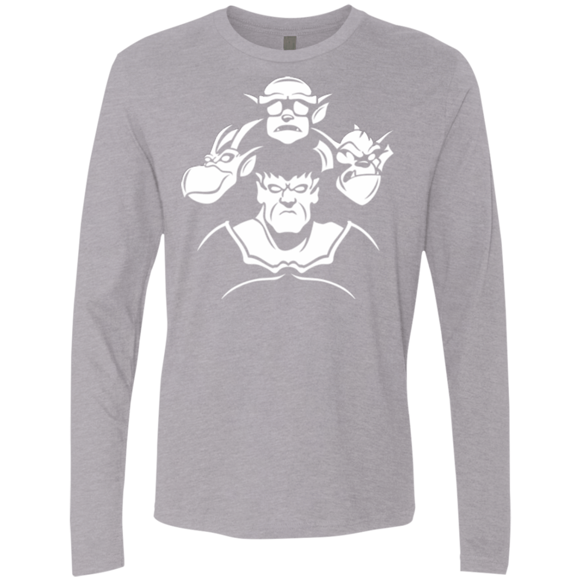 Gargoyle Rhapsody Men's Premium Long Sleeve