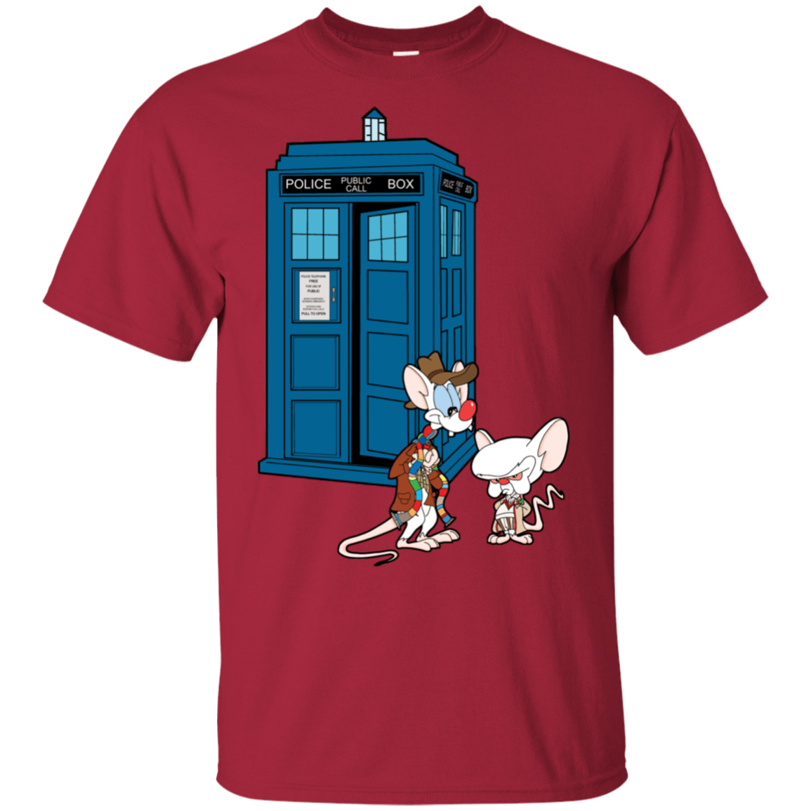 Gee Doctor What are we Going to do tonight T-Shirt