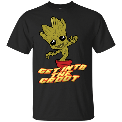 Get into the Groot T-Shirt
