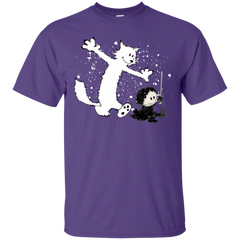 Ghost And Snow T-Shirt