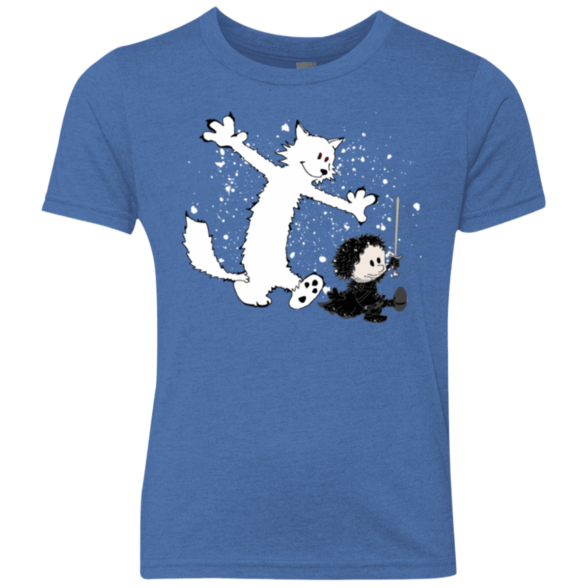 Ghost And Snow Youth Triblend T-Shirt