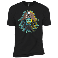 T-Shirts Black / YXS Ghost Pirate LeChuck Boys Premium T-Shirt