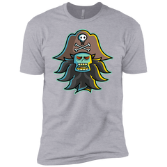T-Shirts Heather Grey / YXS Ghost Pirate LeChuck Boys Premium T-Shirt