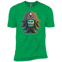 T-Shirts Kelly Green / YXS Ghost Pirate LeChuck Boys Premium T-Shirt