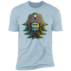 T-Shirts Light Blue / YXS Ghost Pirate LeChuck Boys Premium T-Shirt