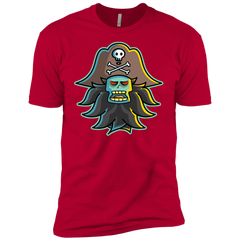 T-Shirts Red / YXS Ghost Pirate LeChuck Boys Premium T-Shirt