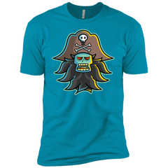 T-Shirts Turquoise / YXS Ghost Pirate LeChuck Boys Premium T-Shirt