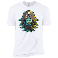 T-Shirts White / YXS Ghost Pirate LeChuck Boys Premium T-Shirt