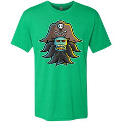 T-Shirts Envy / S Ghost Pirate LeChuck Men's Triblend T-Shirt