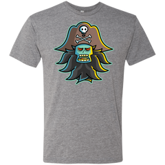 T-Shirts Premium Heather / S Ghost Pirate LeChuck Men's Triblend T-Shirt