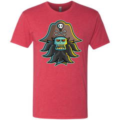 T-Shirts Vintage Red / S Ghost Pirate LeChuck Men's Triblend T-Shirt