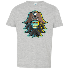 T-Shirts Heather Grey / 2T Ghost Pirate LeChuck Toddler Premium T-Shirt