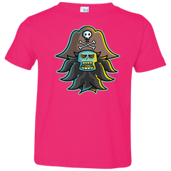T-Shirts Hot Pink / 2T Ghost Pirate LeChuck Toddler Premium T-Shirt