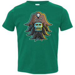 T-Shirts Kelly / 2T Ghost Pirate LeChuck Toddler Premium T-Shirt