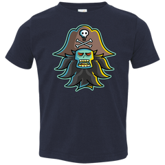 T-Shirts Navy / 2T Ghost Pirate LeChuck Toddler Premium T-Shirt