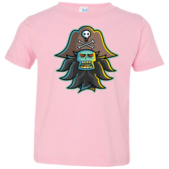 T-Shirts Pink / 2T Ghost Pirate LeChuck Toddler Premium T-Shirt