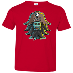 T-Shirts Red / 2T Ghost Pirate LeChuck Toddler Premium T-Shirt