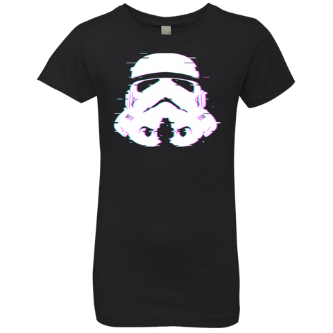 Glitch Trooper Girls Premium T-Shirt