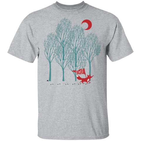 Go Wild Fox Trot T-Shirt