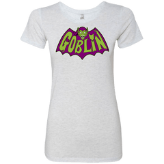 T-Shirts Heather White / Small Goblin Women's Triblend T-Shirt