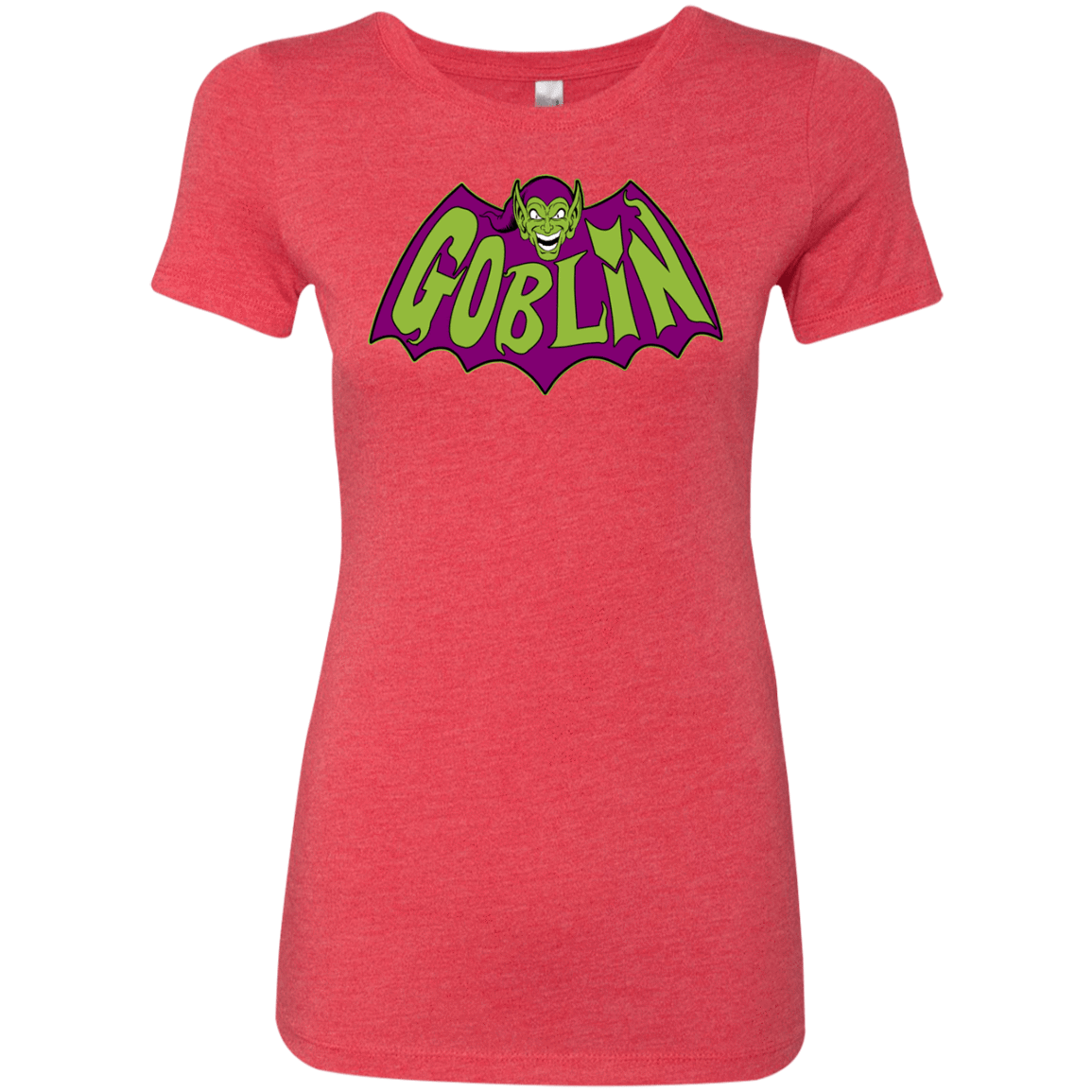T-Shirts Vintage Red / Small Goblin Women's Triblend T-Shirt