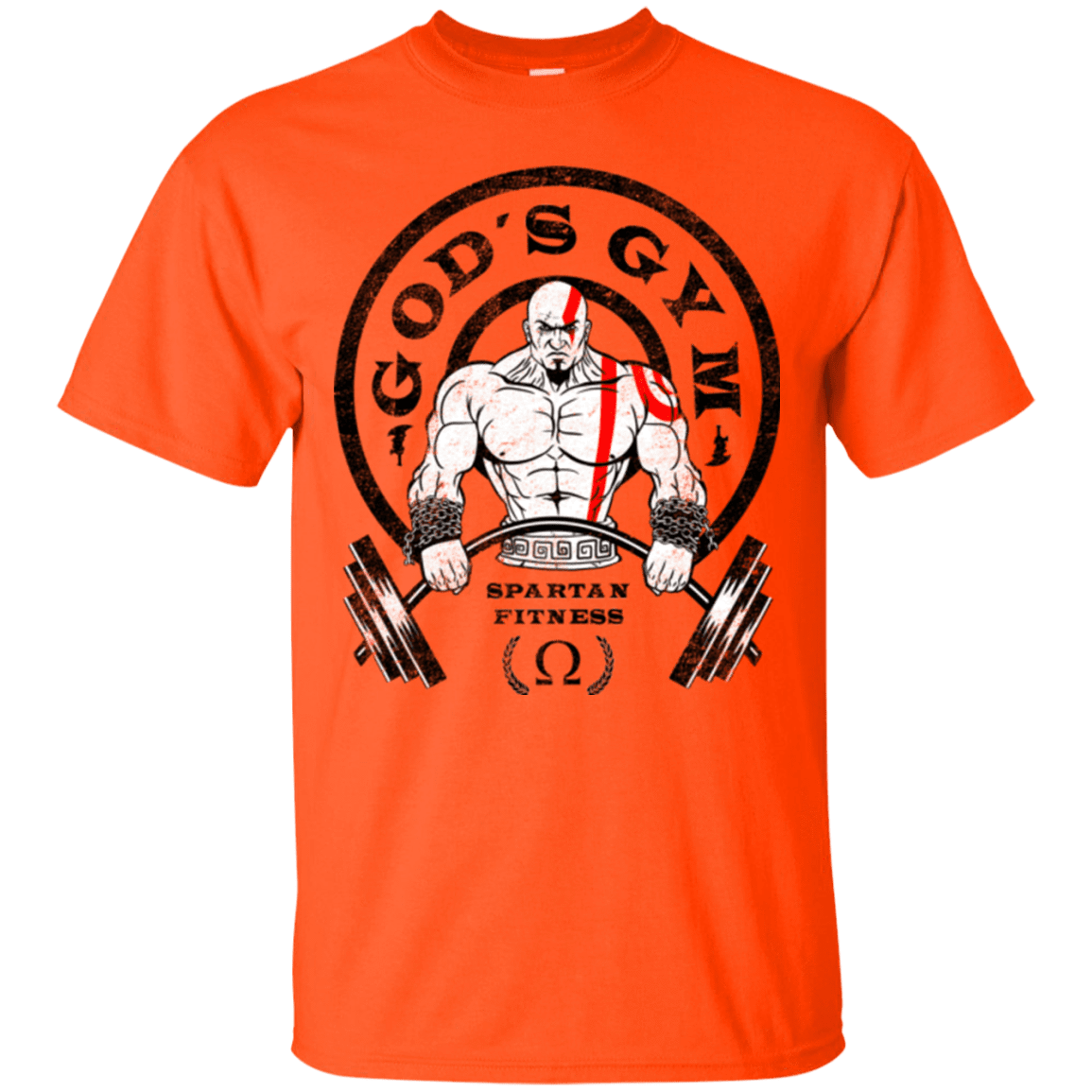 God's Gym T-Shirt