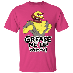 T-Shirts Heliconia / S Grease Me Up T-Shirt