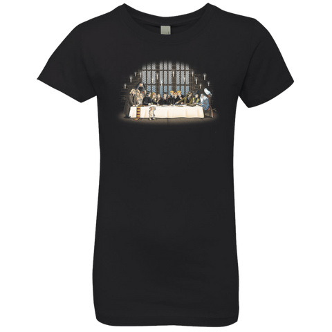 Great Hall Dinner Girls Premium T-Shirt
