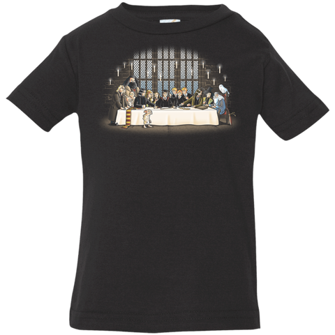 T-Shirts Black / 6 Months Great Hall Dinner Infant Premium T-Shirt
