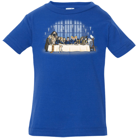 T-Shirts Royal / 6 Months Great Hall Dinner Infant Premium T-Shirt