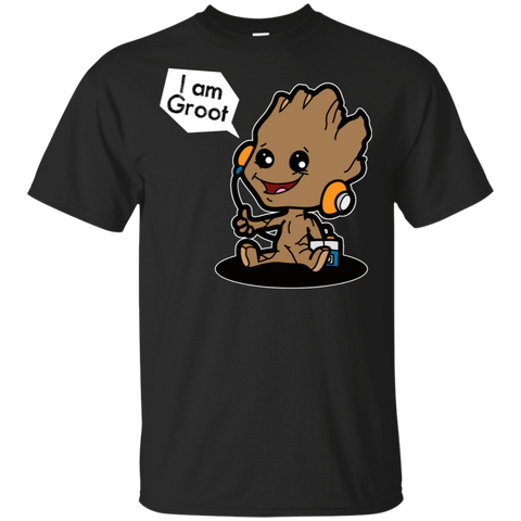 T-Shirts Black / S Groot Grooves T-Shirt