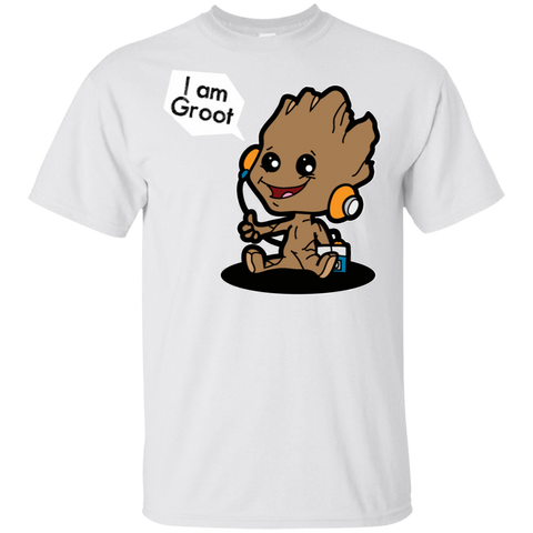 T-Shirts White / S Groot Grooves T-Shirt