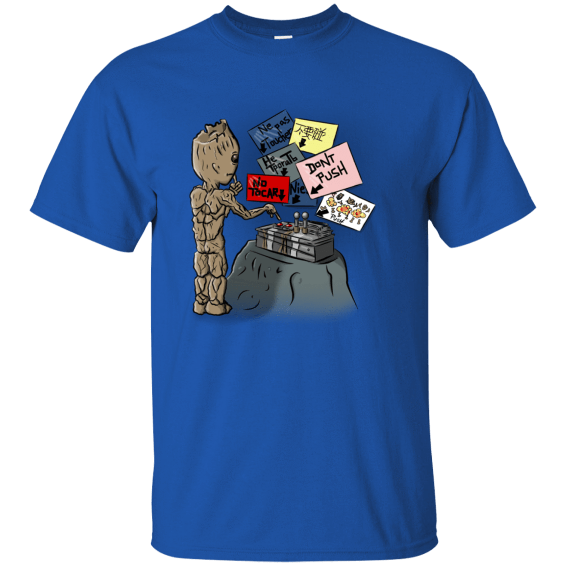 Groot No Touch T-Shirt