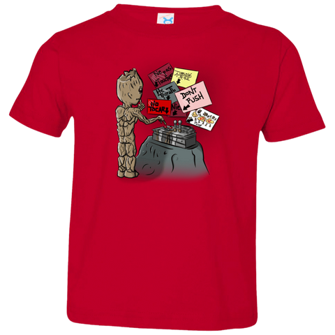 Groot No Touch Toddler Premium T-Shirt