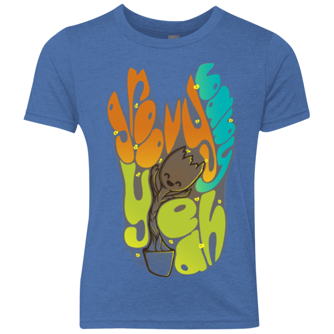 Groovy Baby Youth Triblend T-Shirt