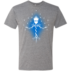Guardian Tree of The Galaxy Men's Triblend T-Shirt
