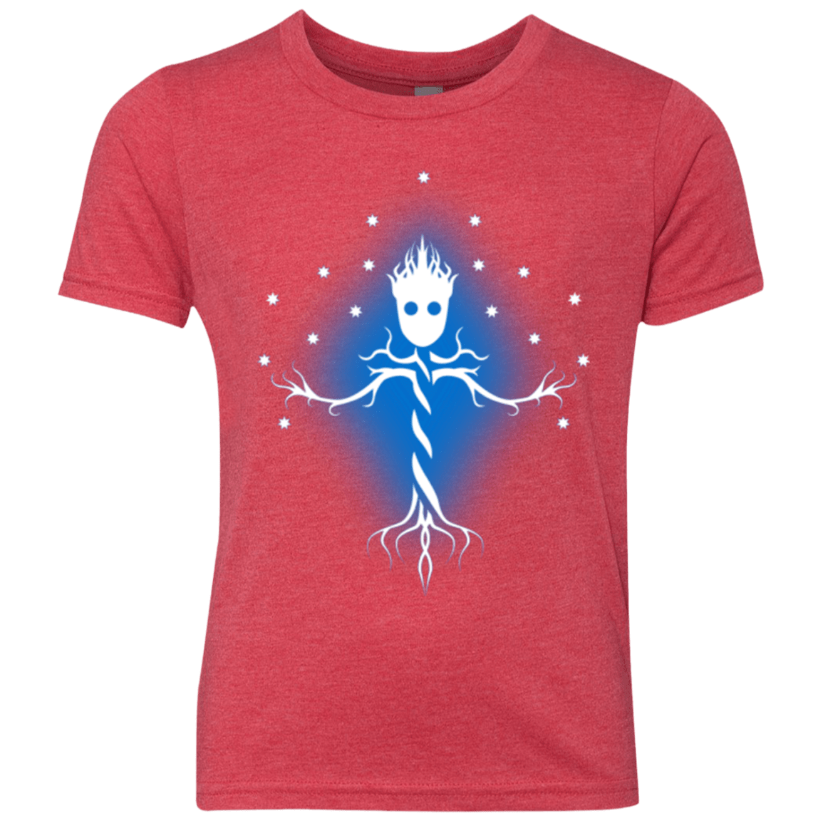 T-Shirts Vintage Red / YXS Guardian Tree of The Galaxy Youth Triblend T-Shirt