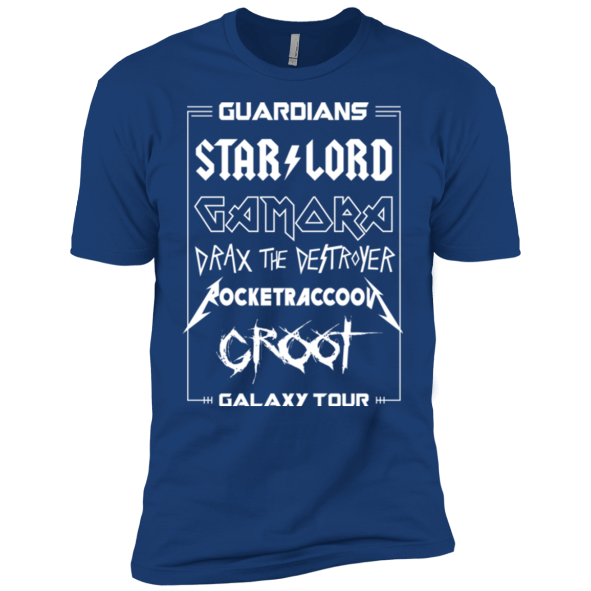 Guardians Galaxy Tour Boys Premium T-Shirt