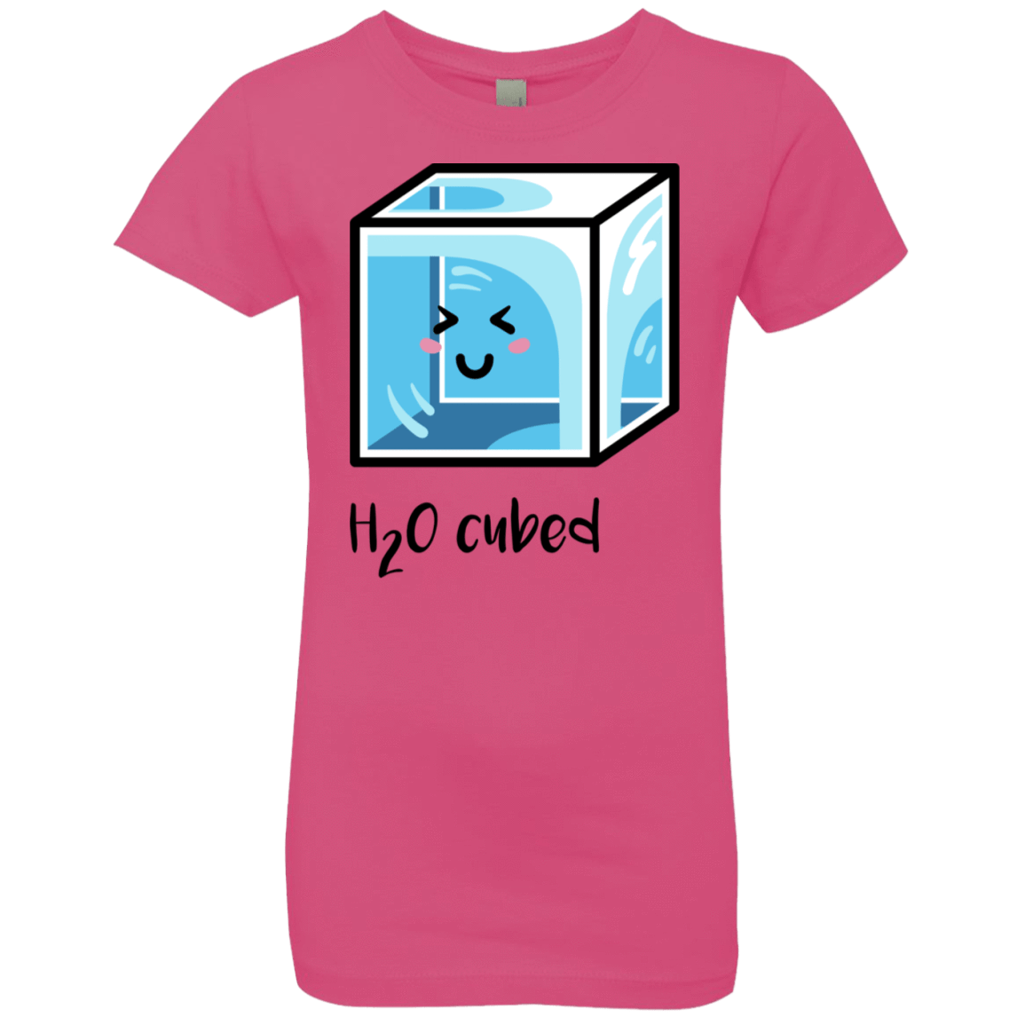 H2O Cubed Girls Premium T-Shirt