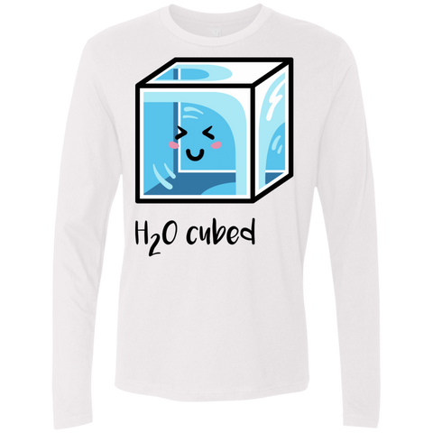 H2O Cubed Men's Premium Long Sleeve
