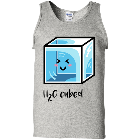 H2O Cubed Men's Tank Top