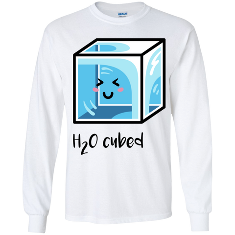 H2O Cubed Youth Long Sleeve T-Shirt