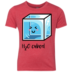 H2O Cubed Youth Triblend T-Shirt