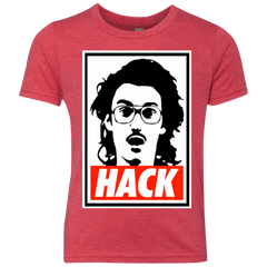 Hack Youth Triblend T-Shirt