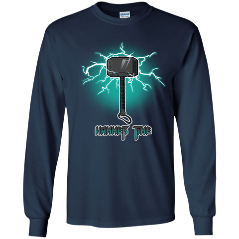 Hammer Time Youth Long Sleeve T-Shirt
