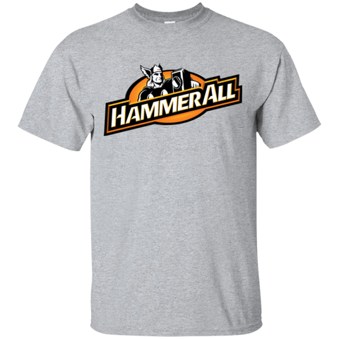 T-Shirts Sport Grey / Small Hammerall T-Shirt