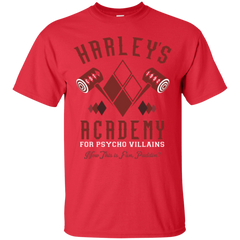 Harley's Academy T-Shirt