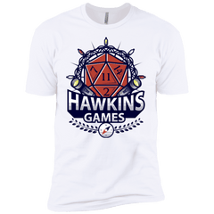 Hawkins Games Boys Premium T-Shirt