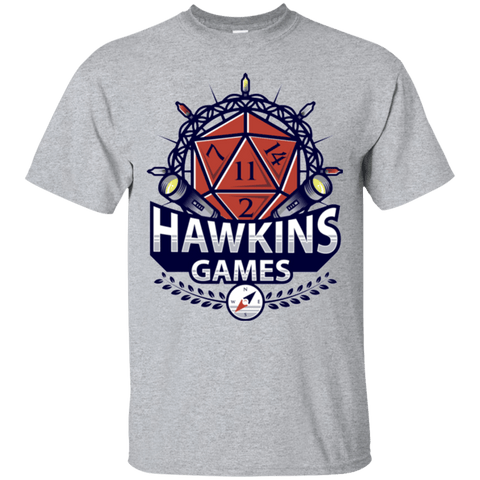 Hawkins Games T-Shirt