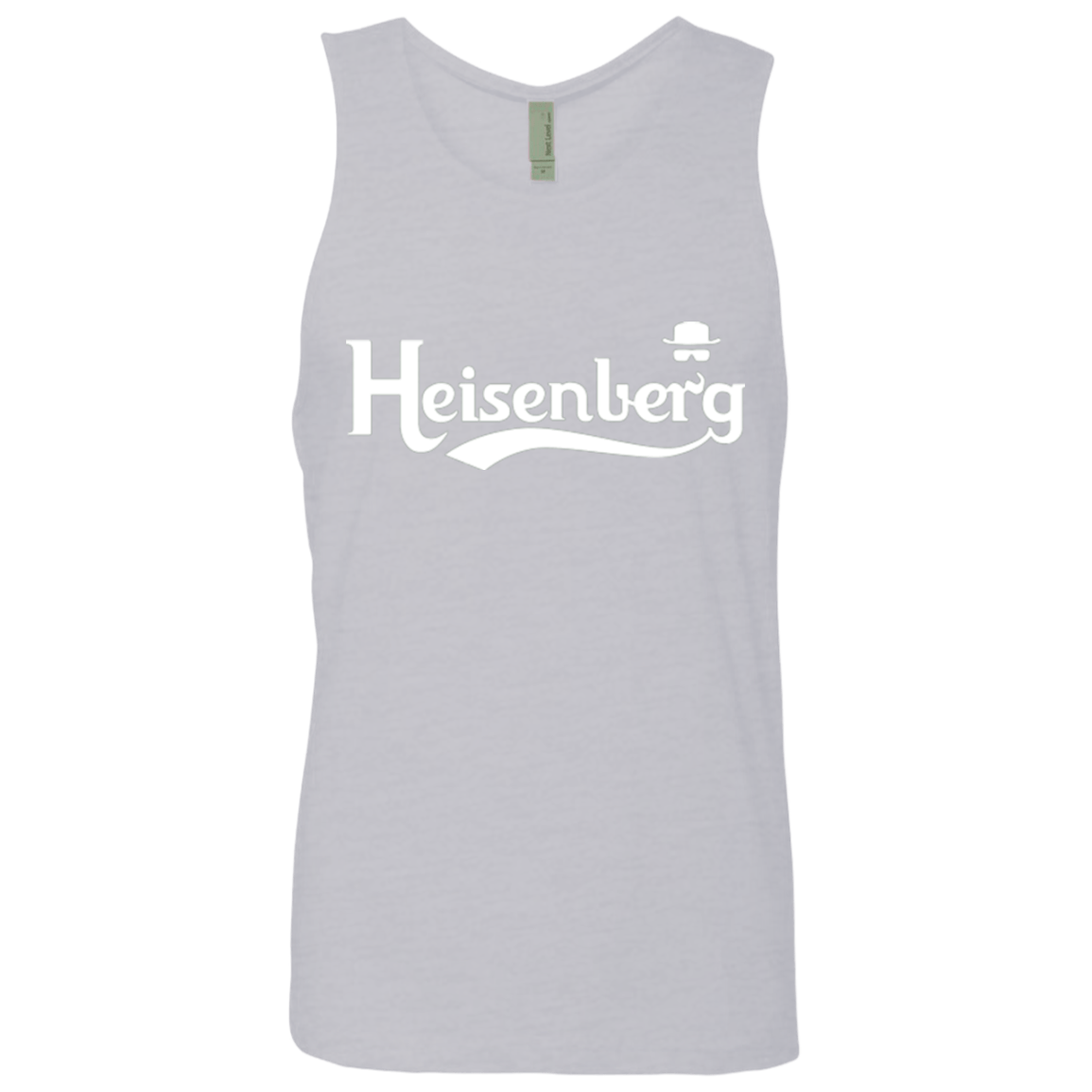 Heisenberg (1) Men's Premium Tank Top